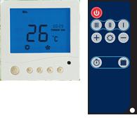 панель управления blauberg freshbox  E-100 ERV